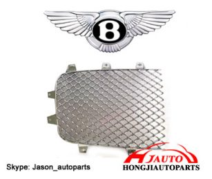 Bentley Continental GT GTC Grille