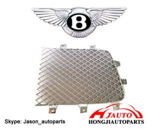 Bentley Continental GT GTC Grille 3W3853684