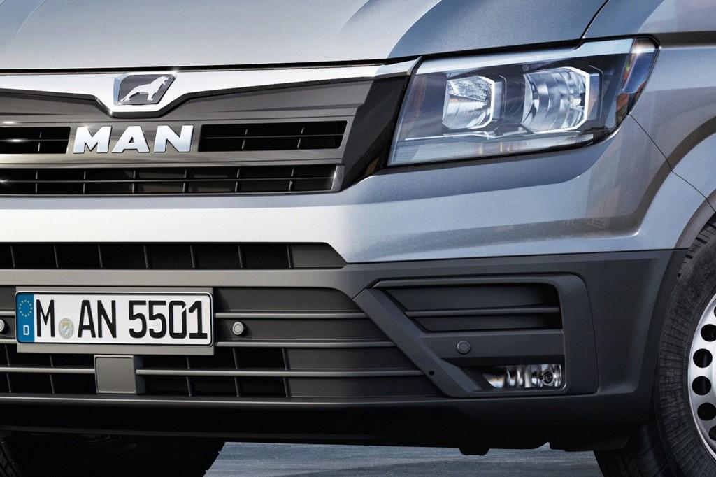 VW Crafter 2016 Fog Light