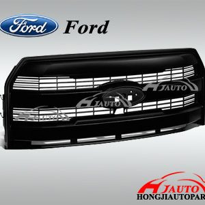 Ford F-150 2015 3-Bar Matte Black Grille
