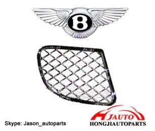 Bentley Flying Spur Speed Bumper Grille 3W5807683