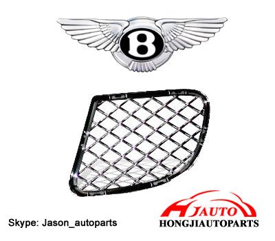 Bentley Flying Spur Speed Bumper Grille 3W5807684