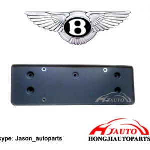 Bentley License Plate Bracket 3W3807287D