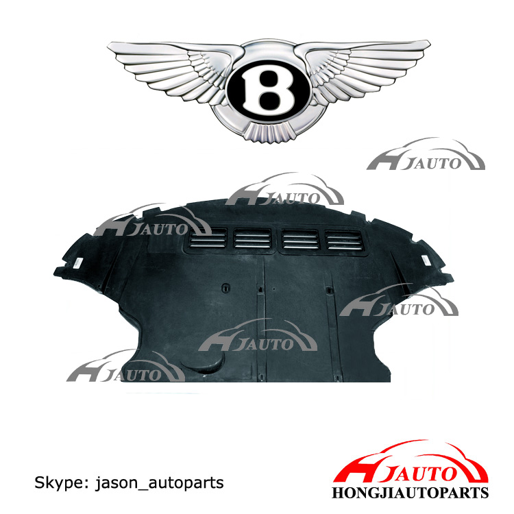 Bentley Continental GT Underbody Trim Shield
