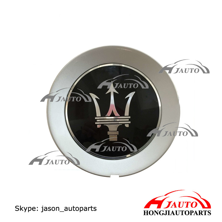 Maserati Quattroporte/Ghibli Wheel cap emblem Badge 670010510