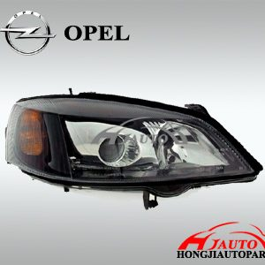 Opel Astra G Xenon Head Lamp black
